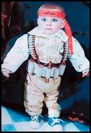 Baby Suicide Bomber